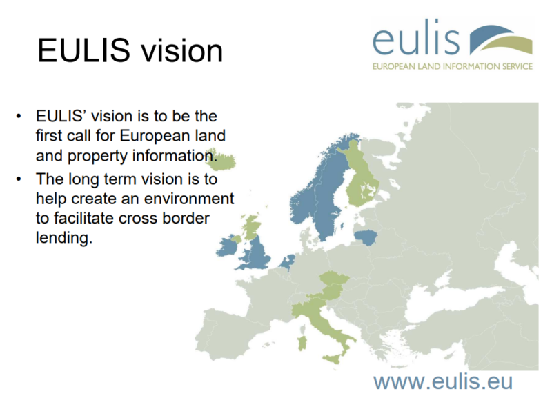 EULIS (European land information service)