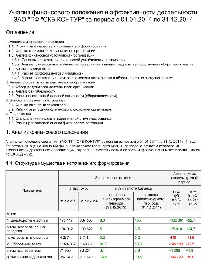 qfinanalysis 1.4 скачать бесплатно