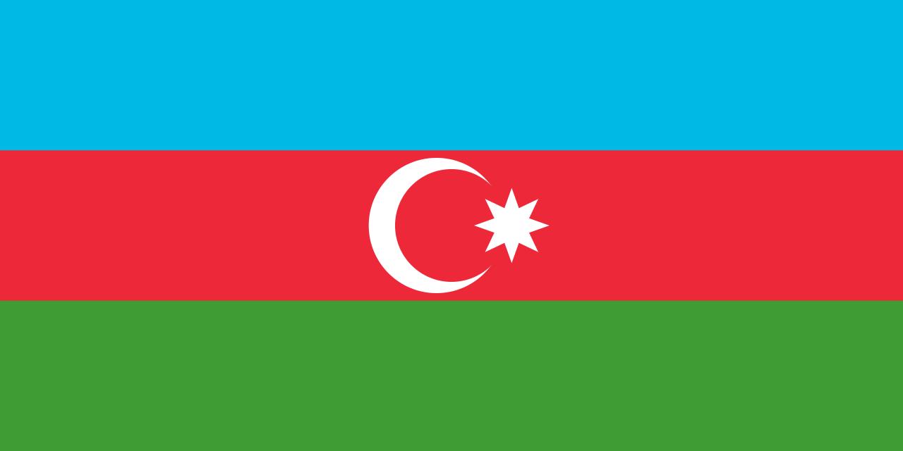 Флаг Азейбарджана