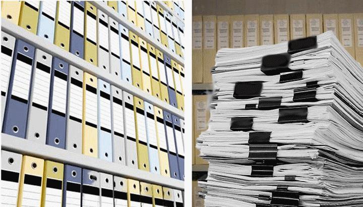 Бухгалтерская отчетность 2017 по крупным организациям