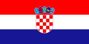Флаг Хорватии_