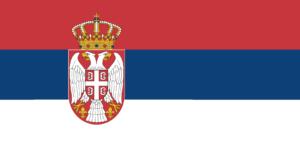 Флаг Сербии_