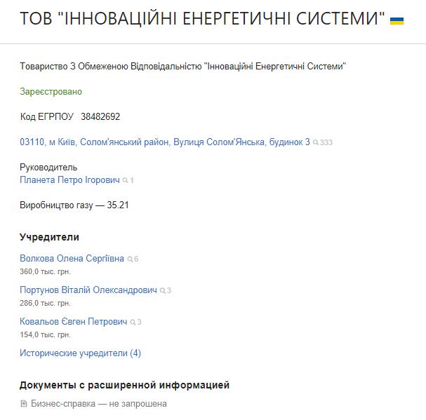 компания из Украины