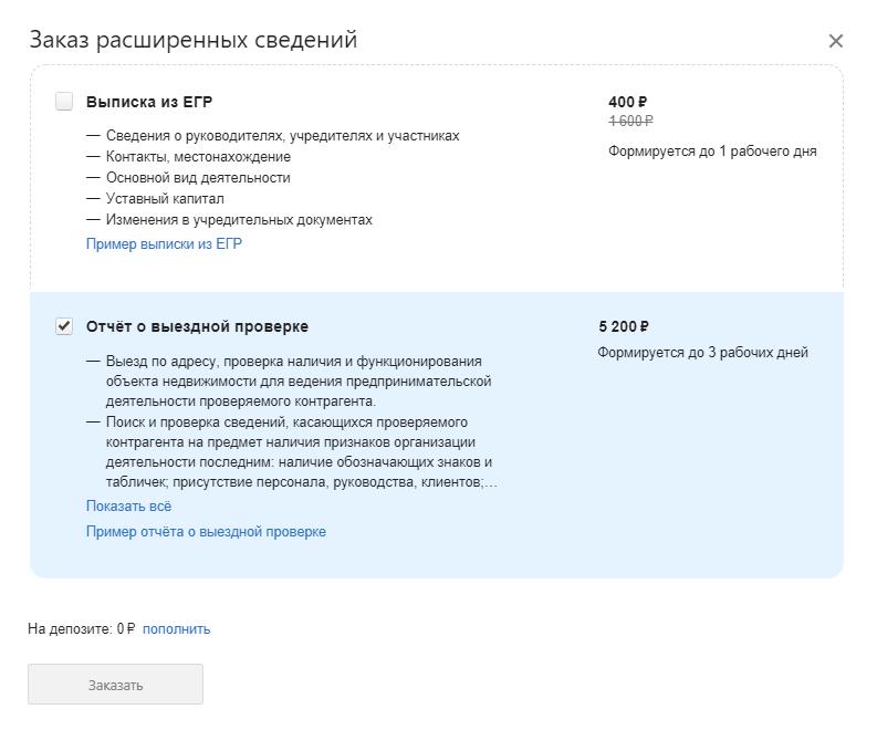 Отчёт о выездной проверке в Беларуси