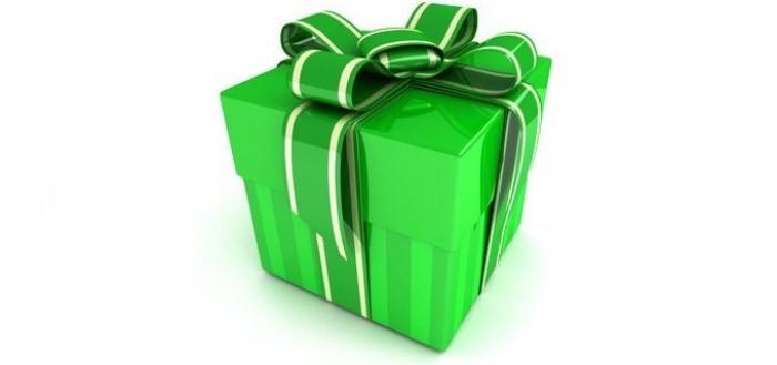 Подарок по акции «Месяц в подарок»